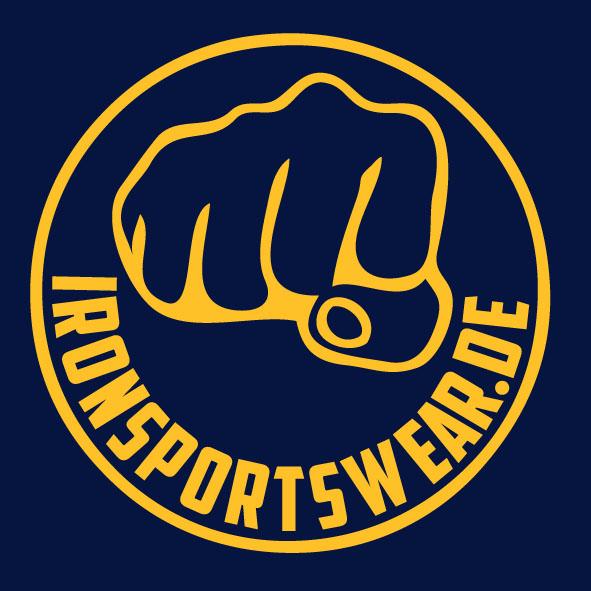 Logo Ironsportswear gelb