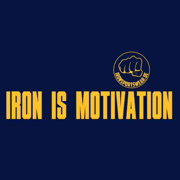 iron is motivation